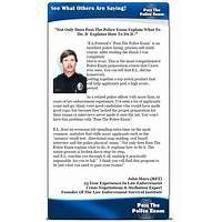Police exam guide how to pass the police test instruction