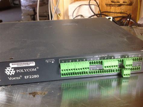 Polycom Vortex Ef2280 Power Supply