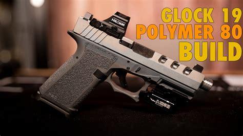 Polymer 80 Glock 19 Build Trigger Pin