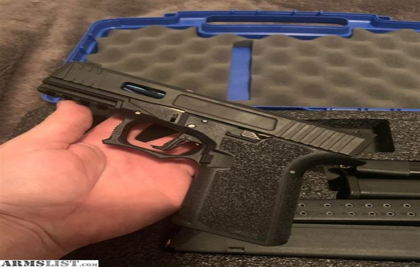 Polymer 80 Glock 19 Milling