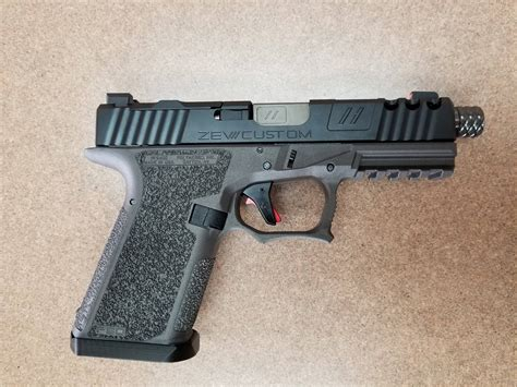 Polymer 80 Glock With Dremel