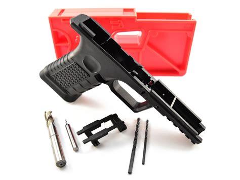 Polymer 80 Hand Gun Complete Kit