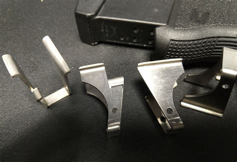 Polymer 80 Rear Rails Kit