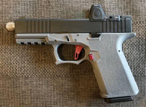 Polymer 80 Tactical Grey