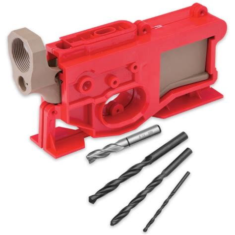 Polymer Ar 15 Lower Jig Kit
