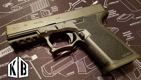Polymer80 Glock 19 Which Magazine