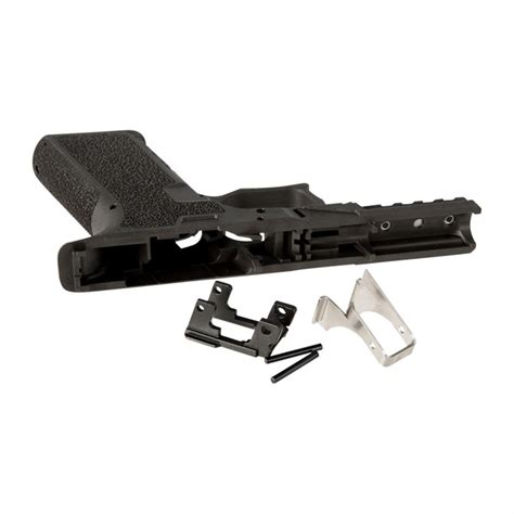 Polymer80 Pfs9 Serialized Frame For Glock1722 Pfs9 Serialized Frame For G1722 Std Texture Cobalt