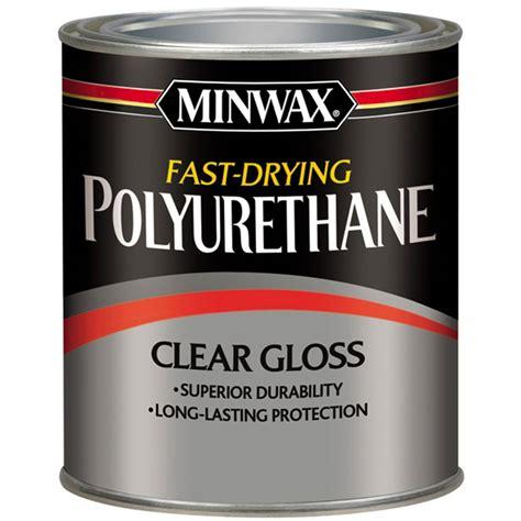 Polyurethane clear coat Image