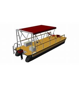 Pontoon Boat Plans Kits
