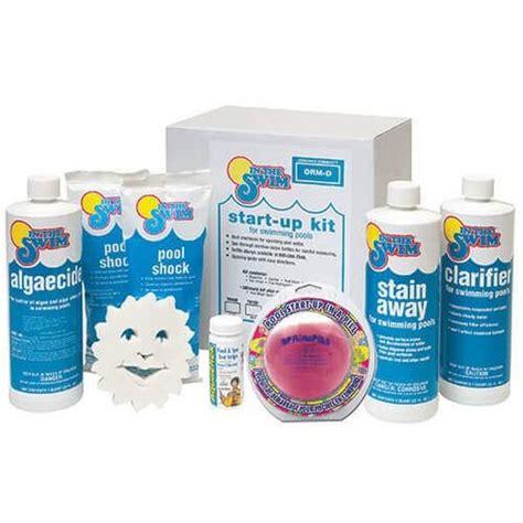 Pool Basics Spring Opening Kit