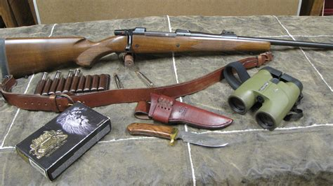 Popular Hunting Rifles South Africa