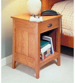 Popular Woodworking Bedside Cabinet Plans