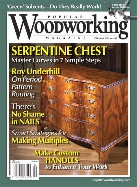 Popular woodworking index Image