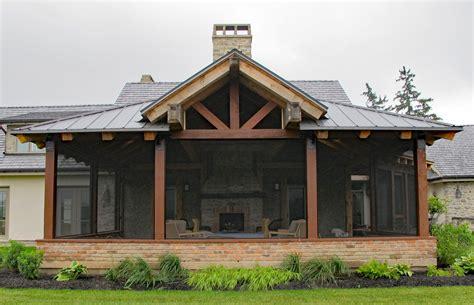 Porch building materials Image