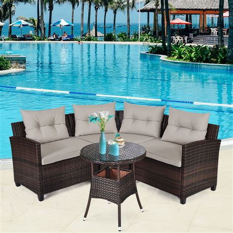 Porch outdoor furniture Image