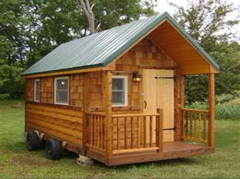 Portable Cabins On Wheels