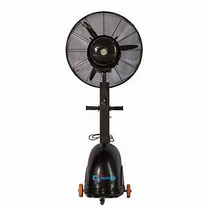 Cheapest portable outdoor coolling system
