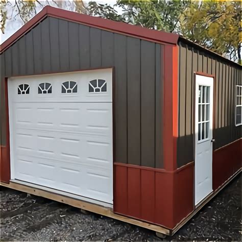 Portable Storage Buildings for Sale