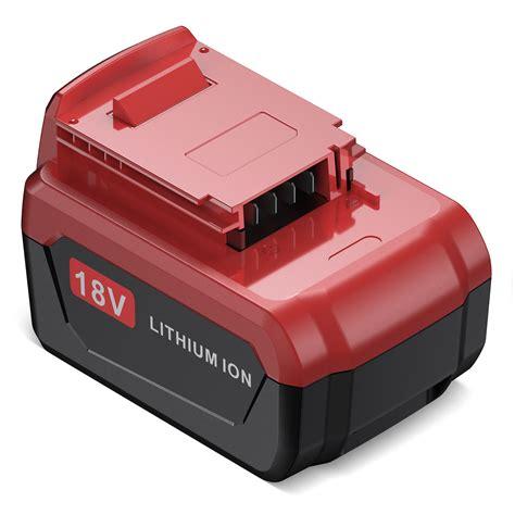 porter cable 18 volt lithium battery.aspx Image