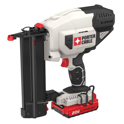 Porter cable battery brad nailer Image