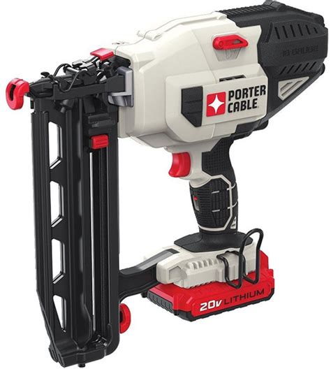Porter cable battery finish nailer Image