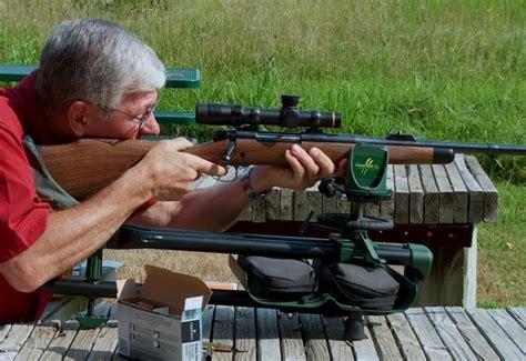 Rifle-Scopes Positioning A Rifle Scope.