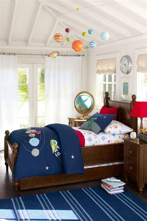 Pottery Barn Boys Bedrooms