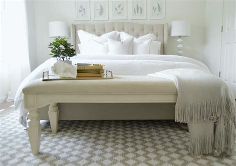 Pottery Barn White Bedrooms
