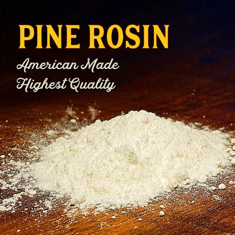 Powdered Pine Rosin