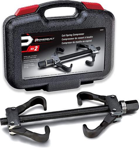Powerbuilt Tools Strut Spring Compressor Kit