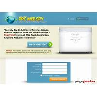 Ppc web spy new generation of keyword research! coupon codes