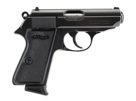 Ppk Pistol Walther