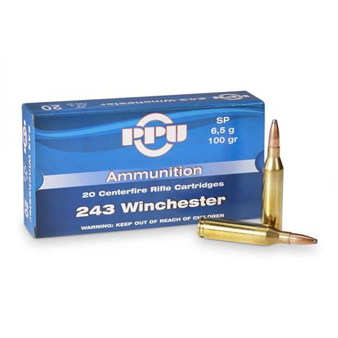 Ppu 243 Ammo Review