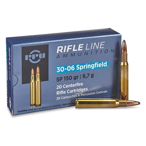 Ppu 30-06 Ammo Review