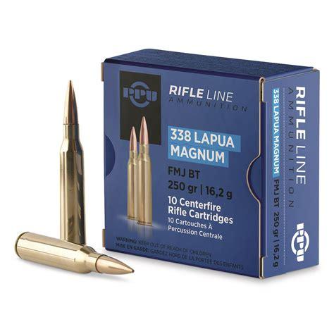 Ppu 338 Lapua Ammo For Sale
