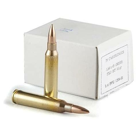 Ppu M193 Ammo Review