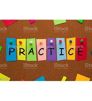 Practicing Words