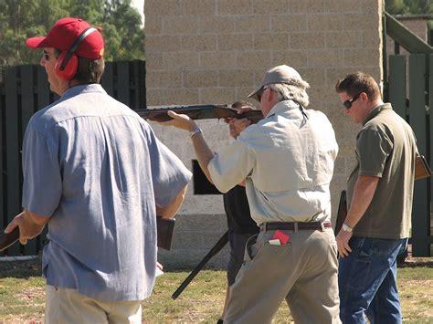 Prado Shooting Range Shotgun Rules