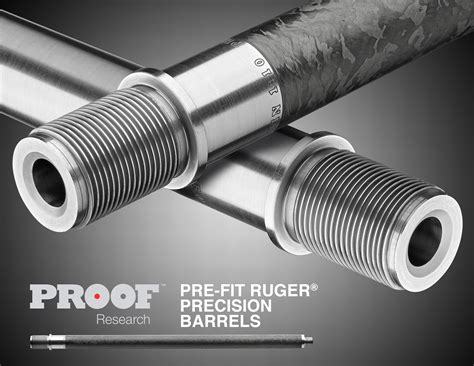 Pre Fit Barrels For Ruger Precision Rifle