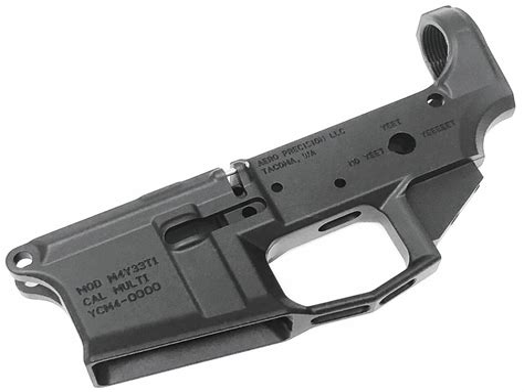 Precision Firearms Lower Receiver