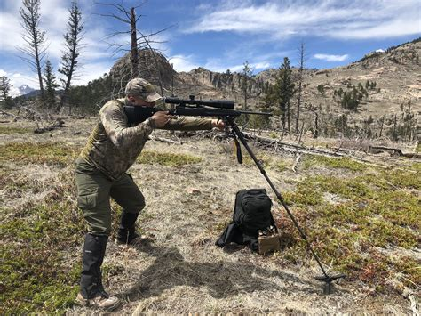 Precision Long Range Rifle Course