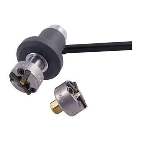 Precision Reamers Muzzle Crown Refacing Kit 5 Pilot Manual