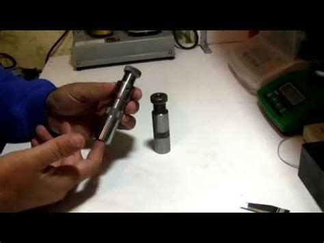 Precision Reloading Tips 1 Adjusting Wilson Seating Die Using Calipers