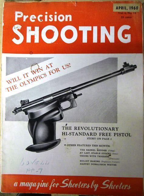 Precision Shooting Magazine