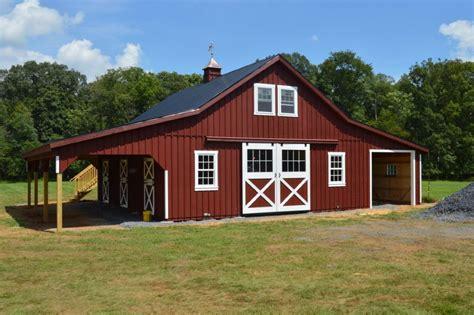 Prefabricated Barns