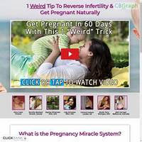 Pregnancy miracle(tm) top cb infertility offer $100 bonus 90% comm is it real?