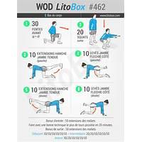Preparation physique et musculation sans materiel tips