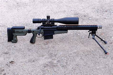Presicion Sniper 338 Lapua Rifle