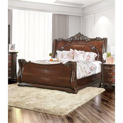 Price of cherry wood bedroom furniture Image