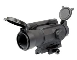 Primary Arms Multi Reticle Red Dot Sight Review And Red Dot Sight In Gun